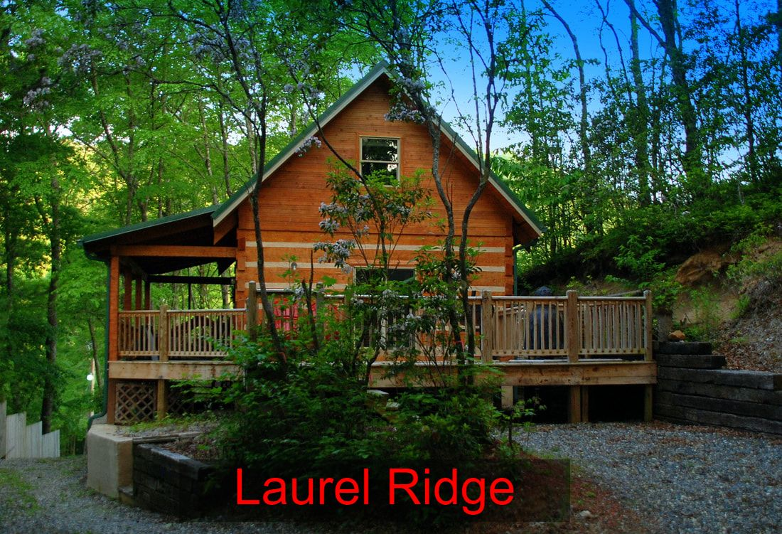 Aquone Vacation Cabins North Carolina Log Cabin